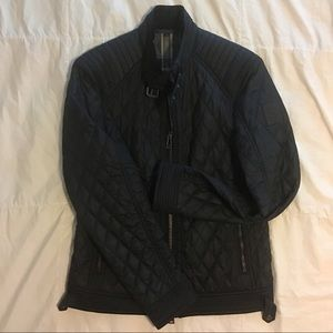 Belstaff moto style jacket